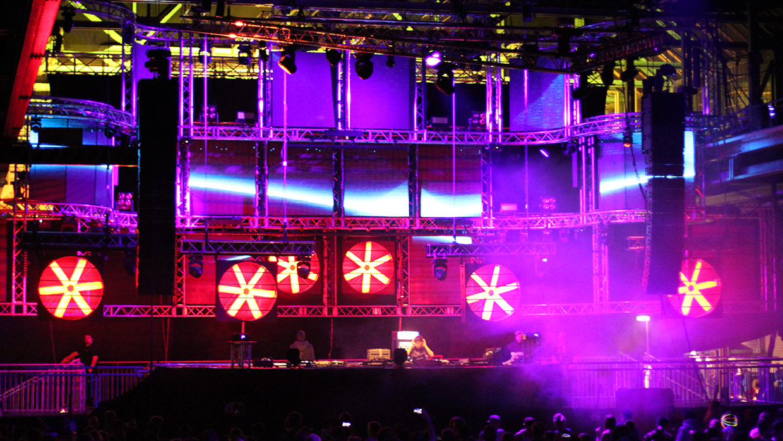 Contact Festival Zenith München