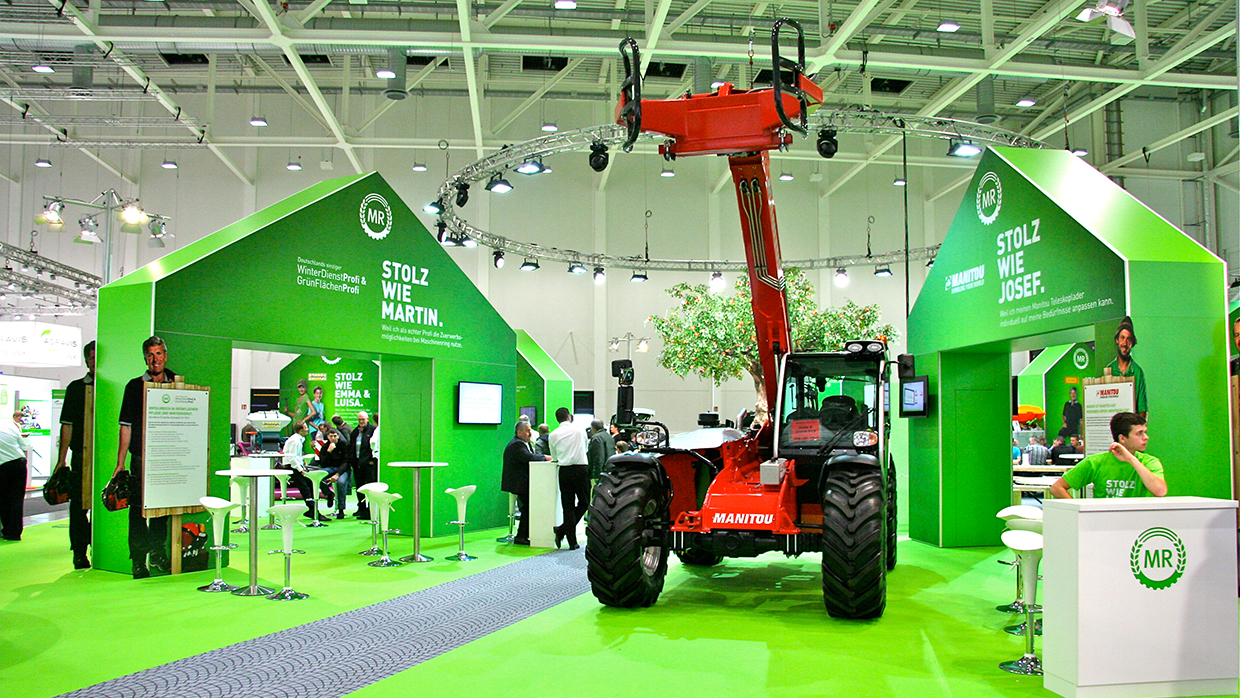 Agritechnica Messe Hannover