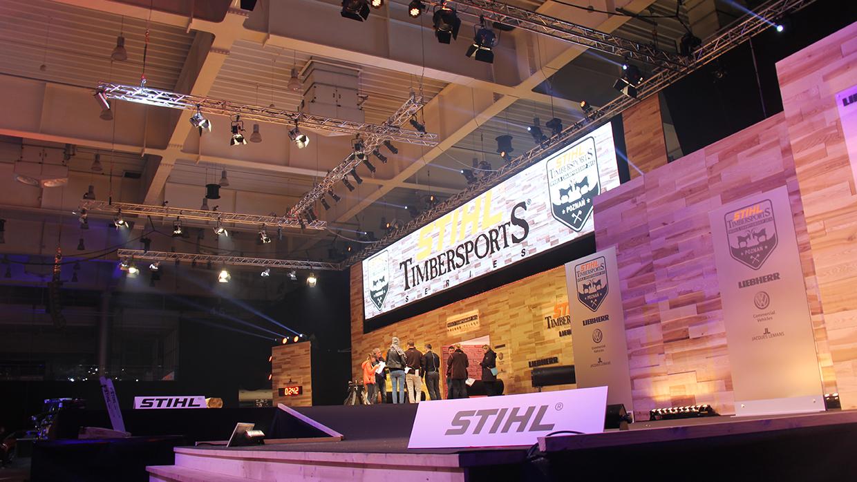 STIHL Timbersports Series WM Posen