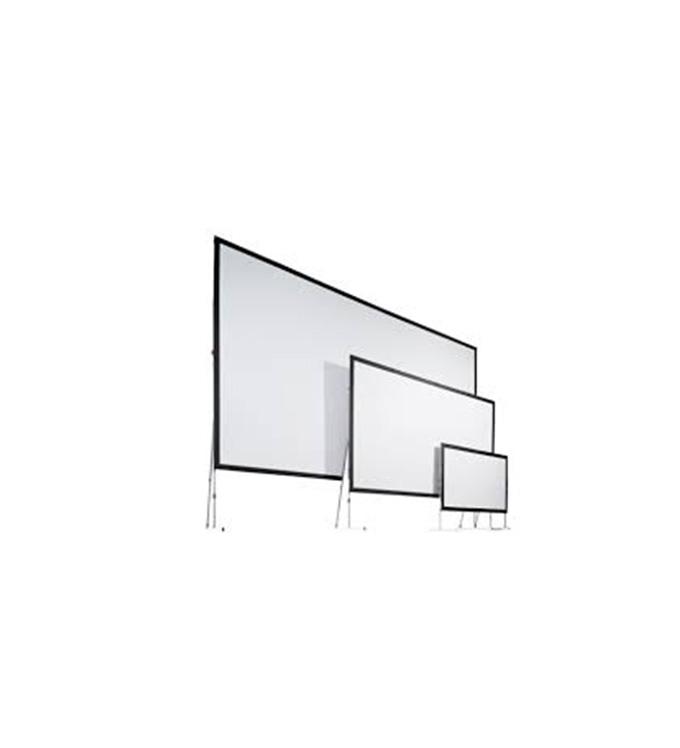 AV Stumpfl Leinwand Aufprojektion 5,00m X 2,90m