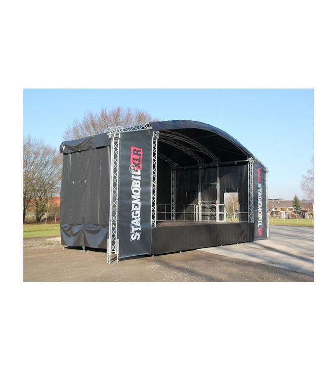 Stagemobil XLR Trailerbühne