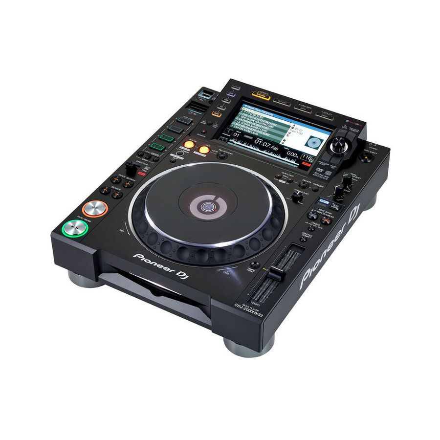 Pioneer CDJ 2000 Nexus 2 CD Player
