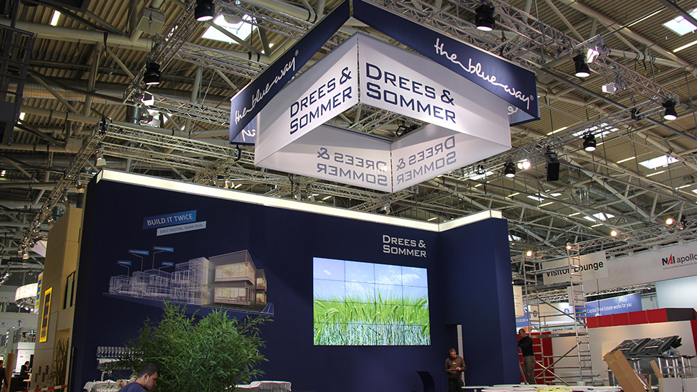 Drees & Sommer Exporeal München