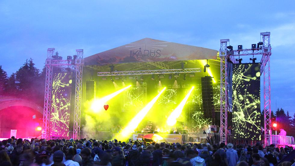 Ikarus Festival in Memmingen