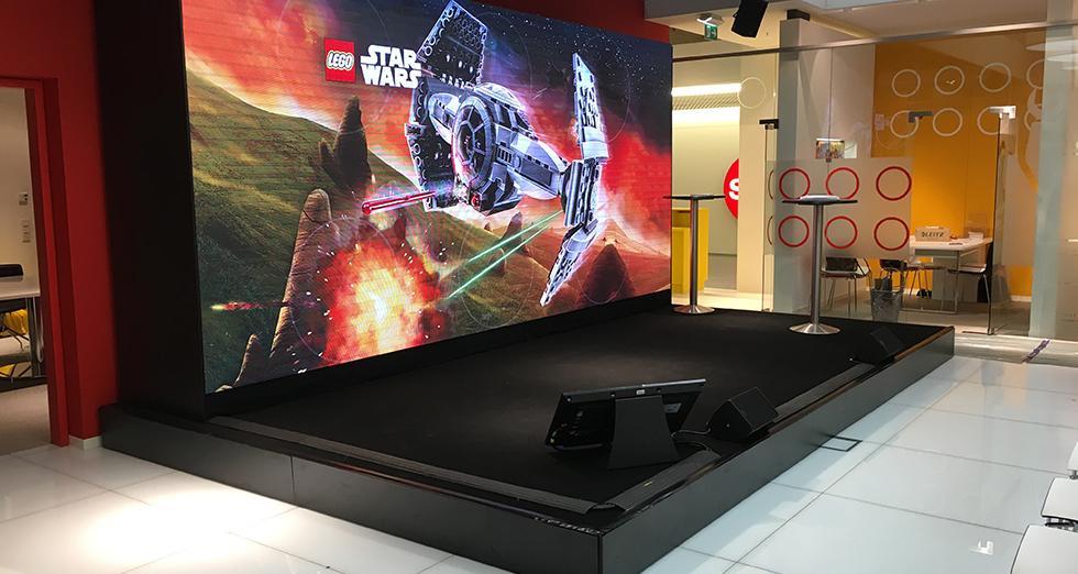 Lego Pressekonferenz zur Spielwarenmesse Nürnberg