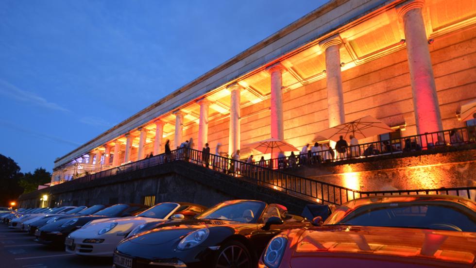 Porsche Panamera Präsentation im Haus der Kunst