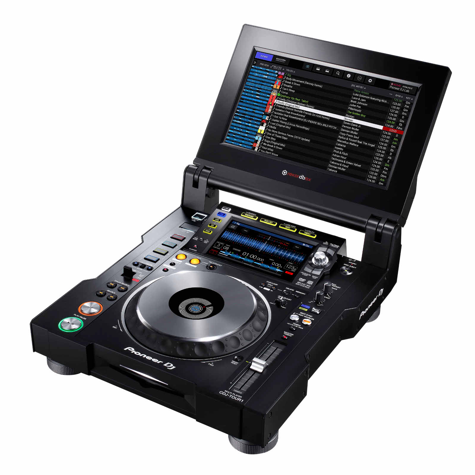 Pioneer CDJ-Tour1                   CD Player