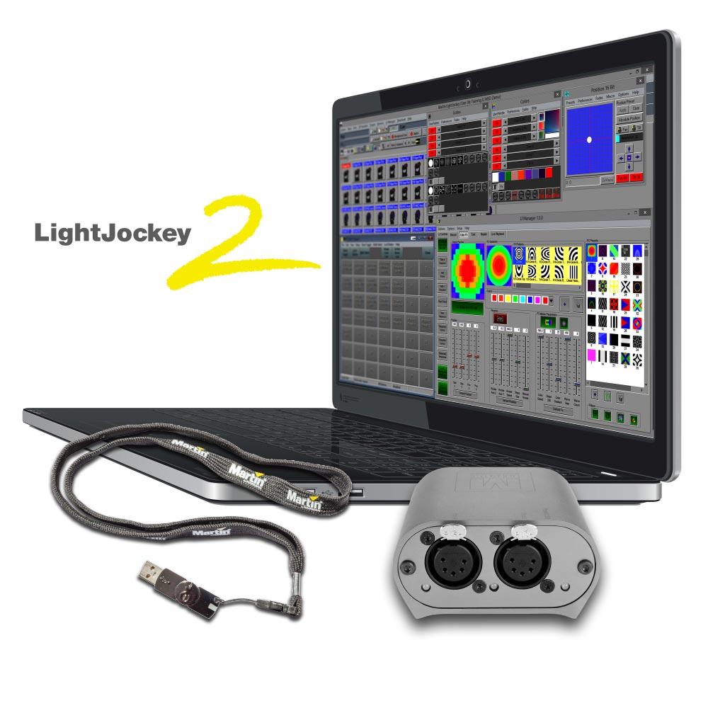 Martin Lightjockey II USB