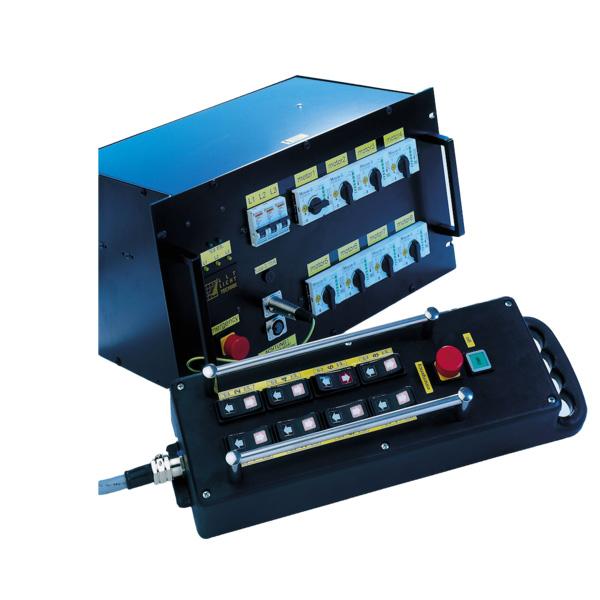 LLT MC8 Motorencontroller