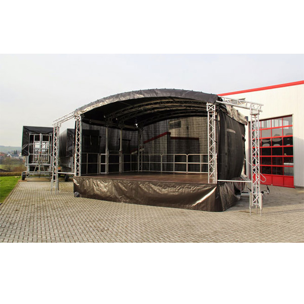 Stagemobil LR Trailerbühne