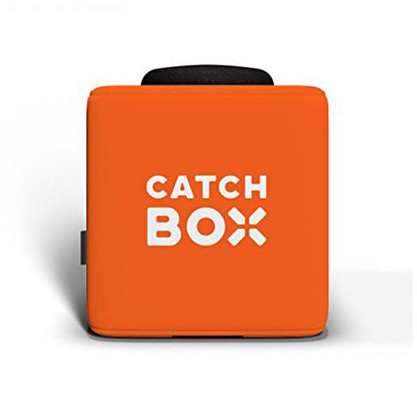 Catchbox Wurfmikrofon