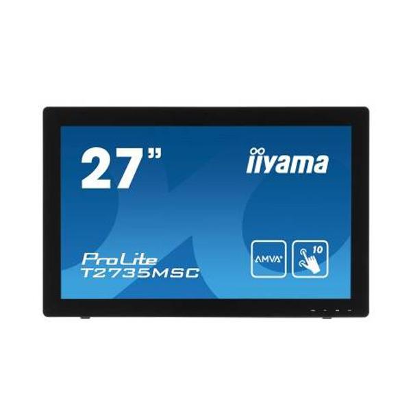 Iiyama Prolite T2735msc-b2 27″ Touchscreen LED Monitor