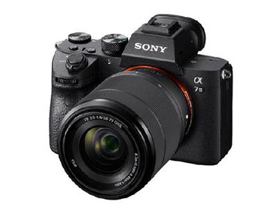 Sony Alpha 7III Kamera, 4K Kamera